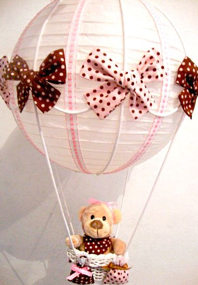 balao-rosa-marrom-decorar-quarto.jpg (403×580)