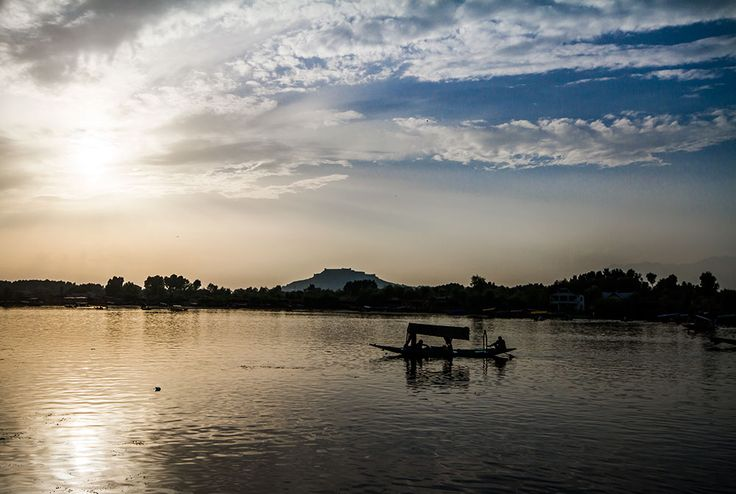 """Dal lake is the urban lake, which is the second largest in the state, is integral to tourism and recreation in Kashmir and is named the """"Jewel in the crown of Kashmir""""."""
