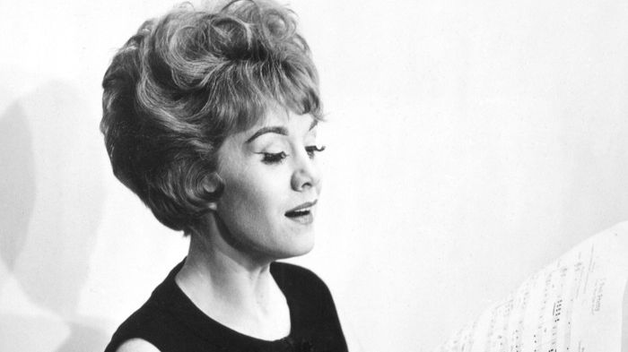 """Marni Nixon, who gained fame as a """"ghost singer"""" for Deborah Kerr in """"The King and I,"""" Natalie Wood in """"West Side Story"""" and Audrey Hepburn…"""