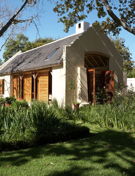 Simon McCullagh Architects   Cape Vernacular Style Architecture
