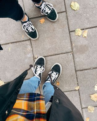 Falling in love with Old-Skools.