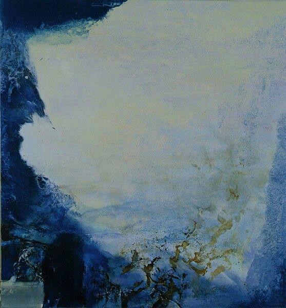 Zao Wou Ki - #4 (1993)
