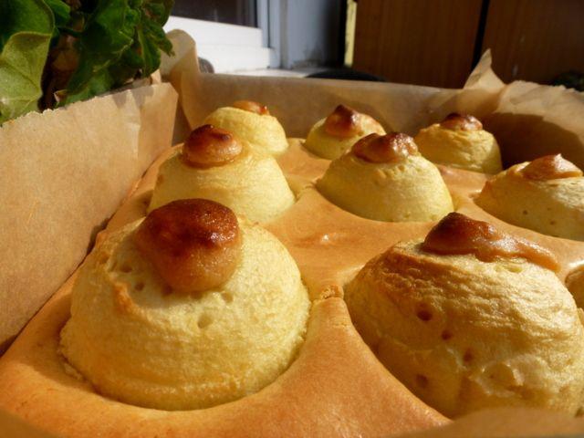 Niemieckie ciasto z jabłkami