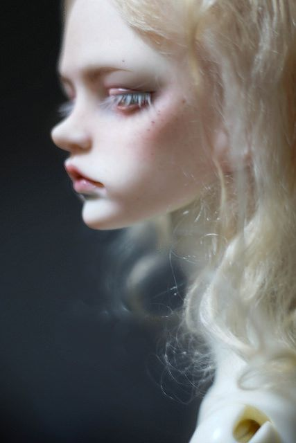 Fantasy | Whimsical | Strange | Mythical | Creative | Creatures | Dolls | Sculptures | ☥ | untitled by Murasaki``☆ on Flickr.