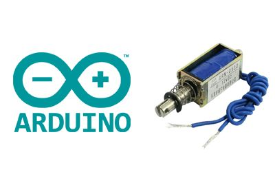 Actuador electromagnético lineal con Arduino