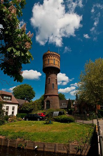 Watertower - Woerden