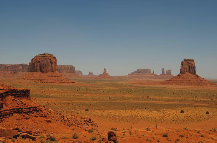 Monument Valley nel Oljato-Monument Valley, UT