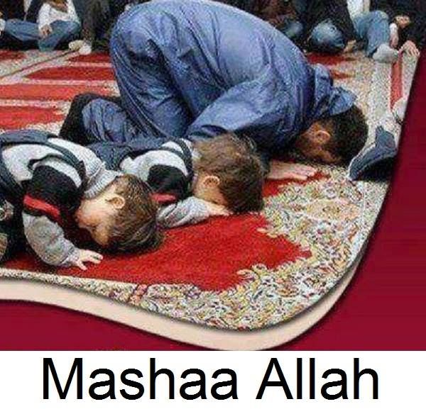 Your children follow your example Not your advice