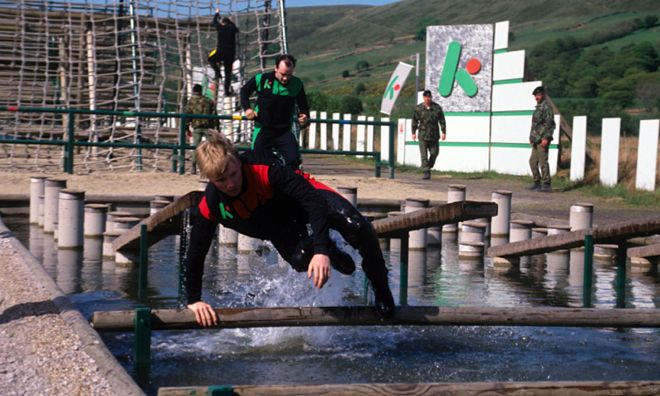 The Krypton Factor - i reckon i could have beaten all the adults on this when i was in high school