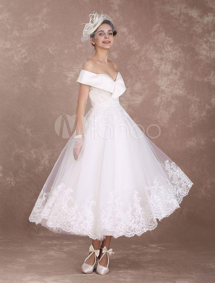 gown de mariée classic A-ligne détail zip Tissu de satin en tulle avec soutien…
