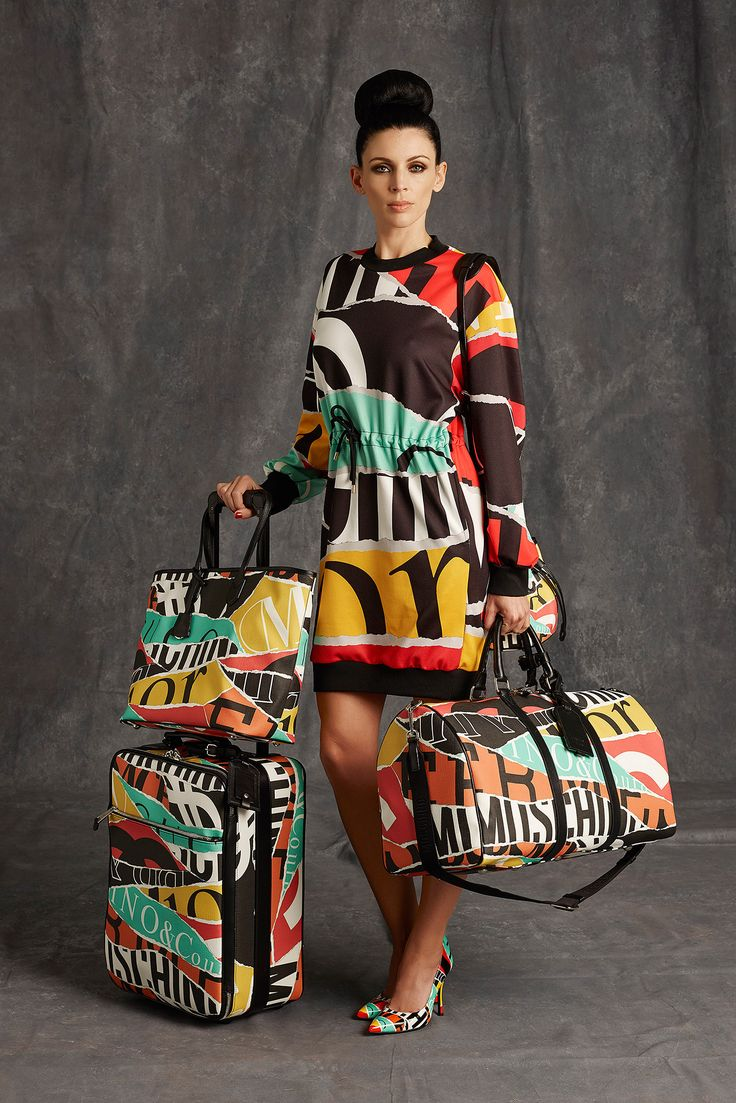 Moschino Fall Winter 2014 15 Women S Collection: 1000+ Images About Moschino-pre-fall-2015-runway On