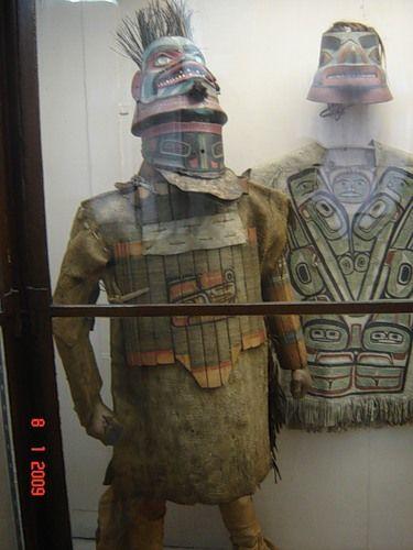 Tlingit armour