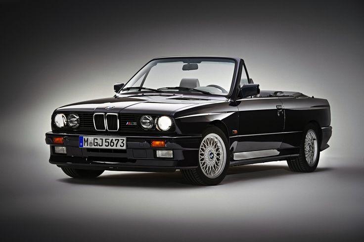 BMW (E30) M3 Cabrio