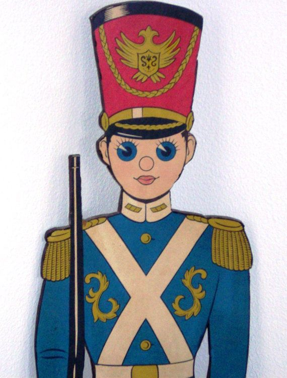 how to make egg toy soldiers
