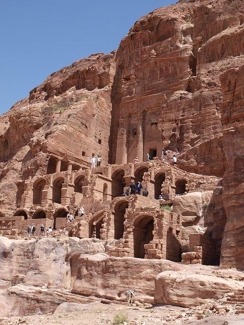 Urn Tomb - Petra, Jordan