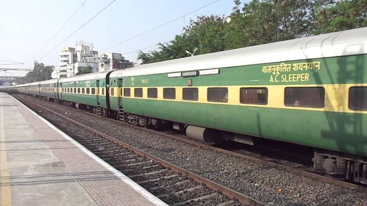Travelling from one place to another is now become very simple and convenient with the help of Indian railway where it is providing numerous trains to different routes.