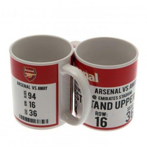 Arsenal F.C. Mug MD