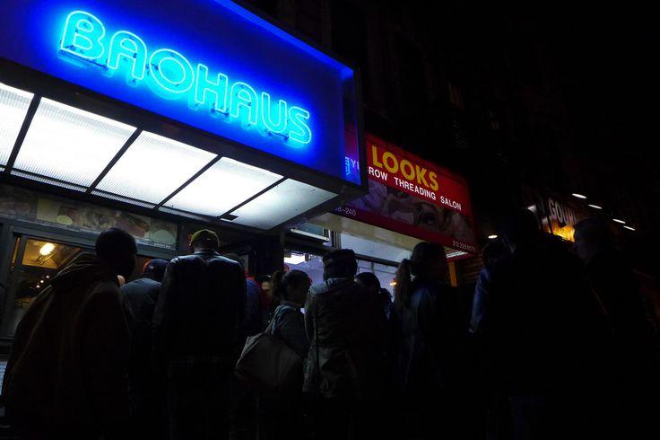 Anthony Bourdain No Reservations New York City Restaurants