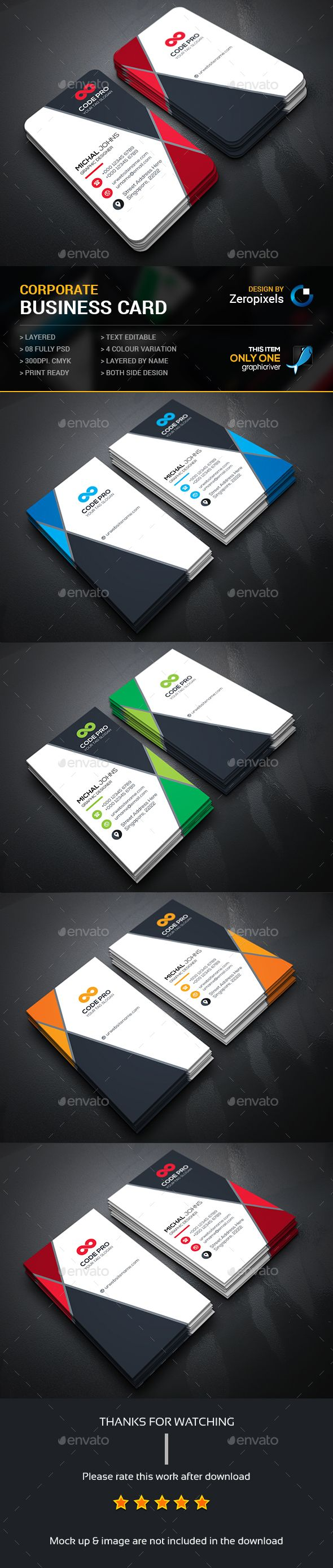30 Best Business Card Gym Images On Pinterest Business Cards