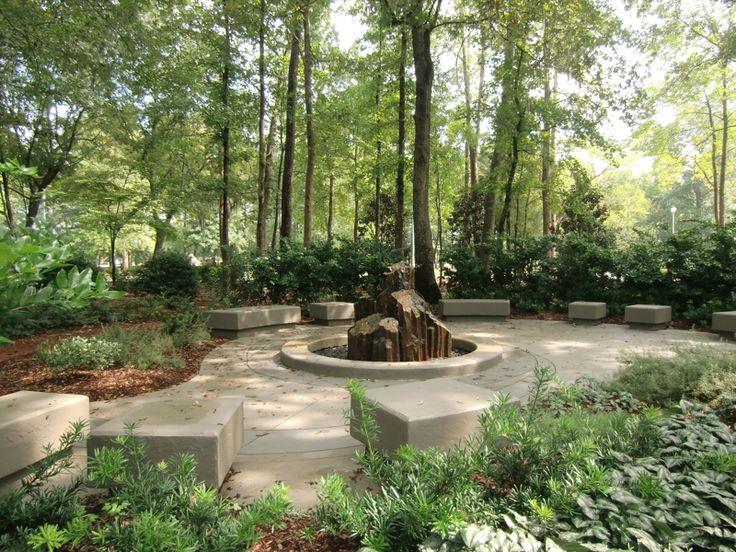 Captivating Labyrinth   Meditation Garden At Roper St Francis In Charleston, SC