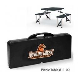 Bowling Green State Falcons Portable Folding Table and Seats: Portable Folding, Panthers Portable, States Falcons, Seats, Folding Tables, States Universe, Products, Pittsburgh Panthers, Falcons Portable
