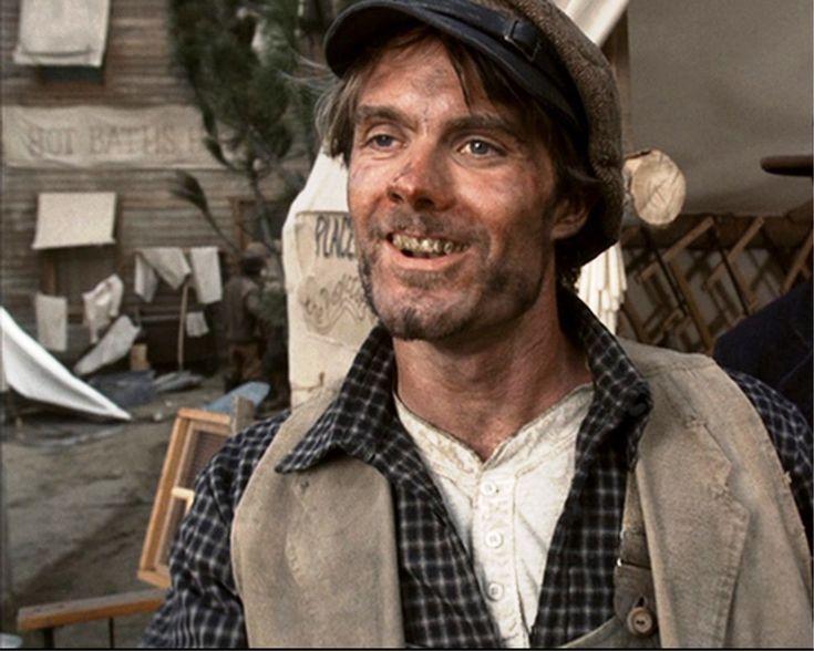 Garret Dillahunt as Jack McCall on Deadwood