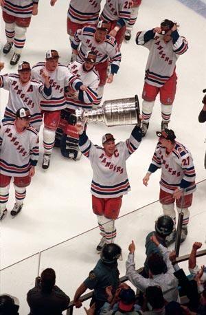 Hockey New York Rangers NHL Stanley Cup