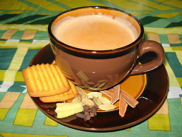 Warm up yourself with a masala tea this winter