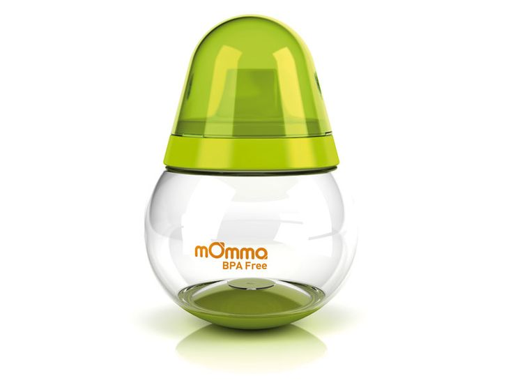 mOmma® Spill-Proof Cup with Dual Handles | Lansinoh