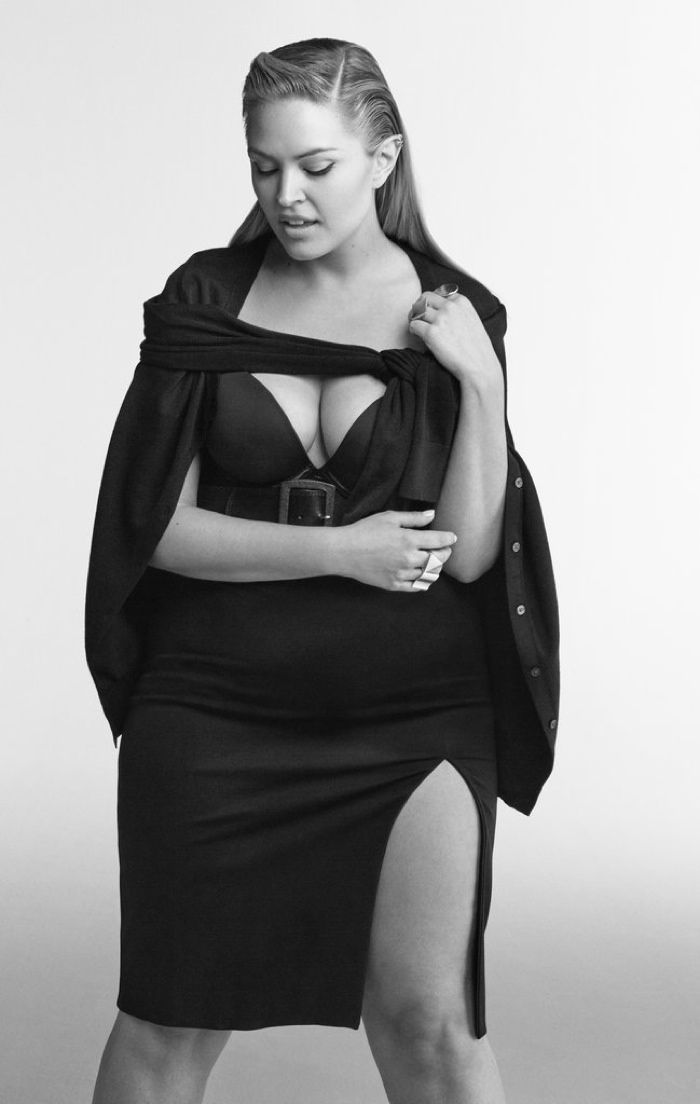 Lane Bryant Launches #PlusisEqual Campaign with Candice Huffine, Ashley Graham + More Read more: http://www.fashiongonerogue.com/lane-bryant-plusisequal-fall-2015-campaign/#ixzz3xkrzeFaM