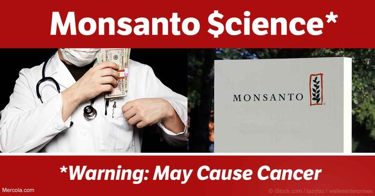 Glyphosate, a heavily used weed killer, is found in the urine of 93 percent of Americans, and has been linked to cancer, kidney disease and autism. http://articles.mercola.com/sites/articles/archive/2017/04/12/how-monsanto-buys-science-promotes-cancer.aspx