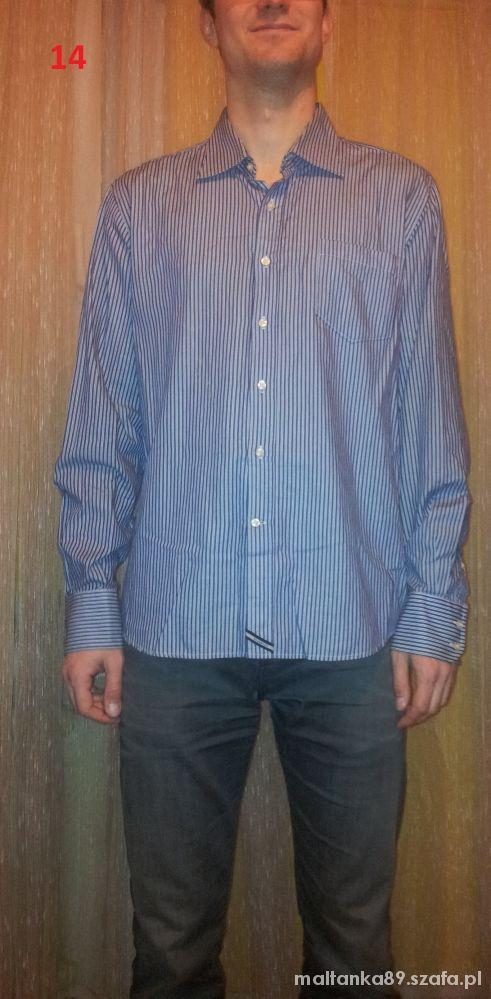 Koszula w paski z długim rękawem   Cena: 15,00 zł  #paski #dlugirekaw #koszulameska