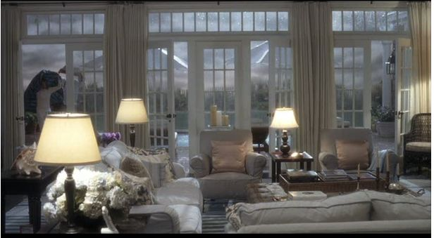 Somethings Gotta Give House, Had a dream about this wall of windows!