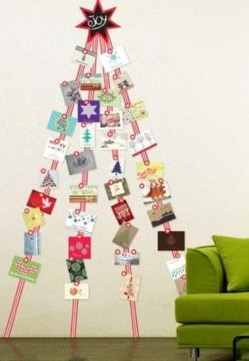 Diseña tu arbol de navidad