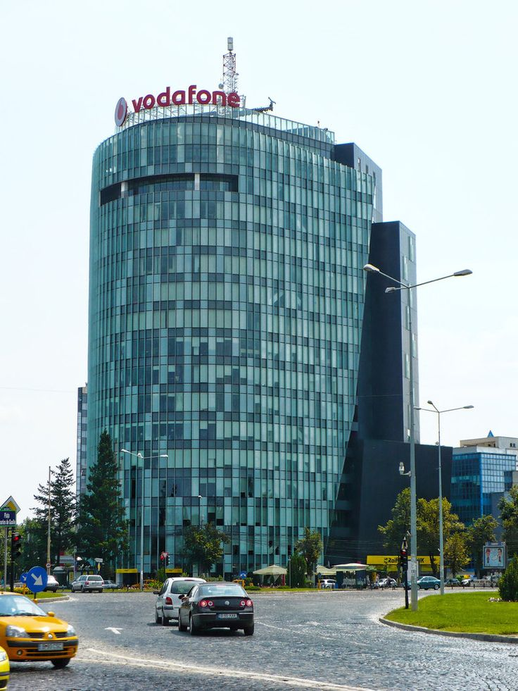 Charles de Gaulle Plaza Tower | bucharest |