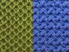 Симпатичные плотные узоры для вязания спицами. Забирайте в копилку – обязательно…
