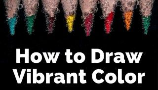 How to Draw Vibrant Color with Colored Pencil saved from  Carrie L. Lewis, Artist