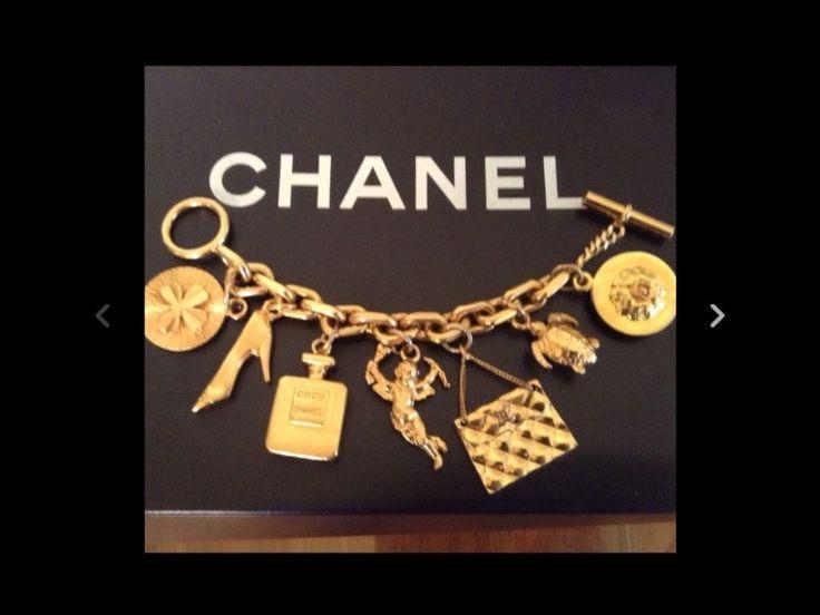 Chanel Bracelet @FollowShopHers