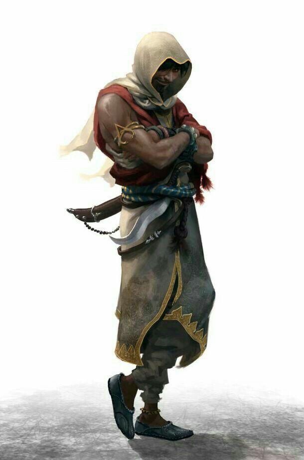 Arbaaz Mir - Assassins Creed Chronicles: India