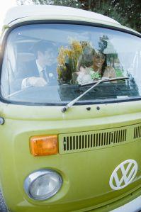 Wedding // Our Big Day //  Wedding Car // Kombi