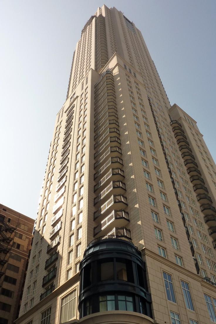 Elysian Chicago luxury high rise