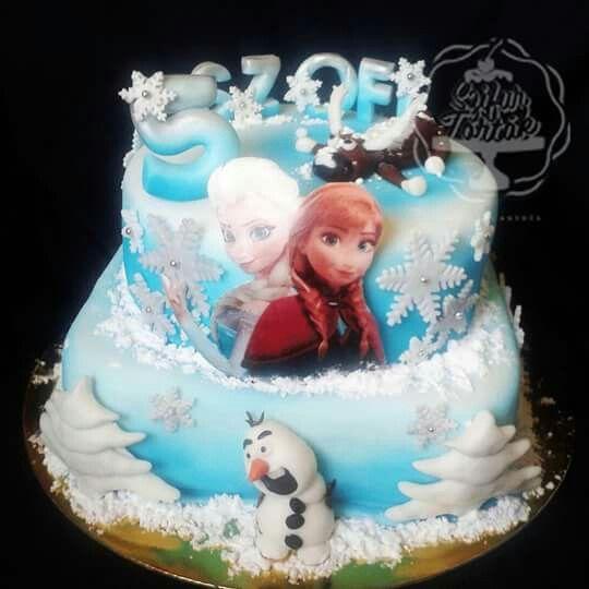 Frozen cake #frozencake #szifurtortak
