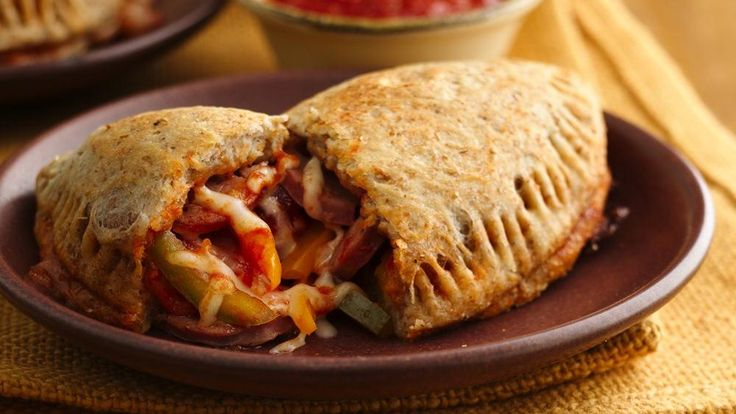Pillsbury® dough made with whole grain is the perfect base for these ...