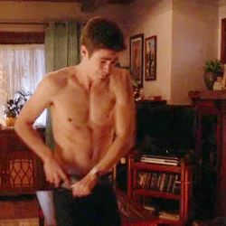Imagen de gif, shirtless, and the flash