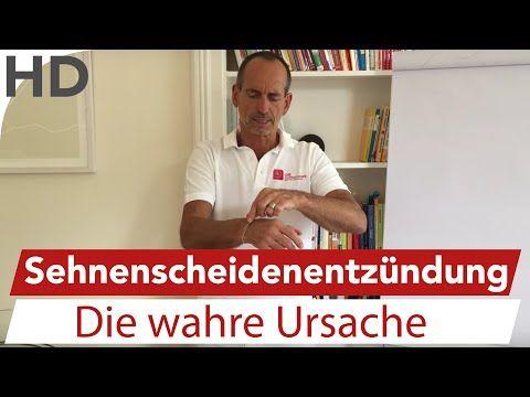 Sehnenscheidentzündung - Wie entsteht sie wirklich // Schmerzspezialist Roland Liebscher-Bracht - YouTube