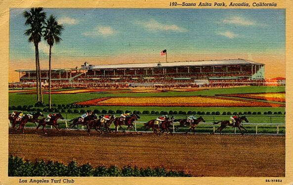The Pleasures of a Day at the Races - It's About the Gathering, Not the Gambling | The Art of Manliness