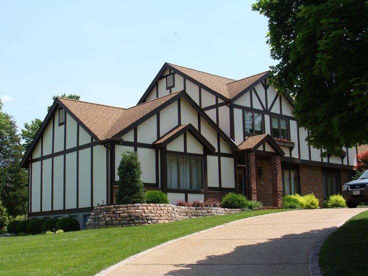 1000 Images About Curb Appeal On Pinterest Arbors Tudor And Tudor Homes