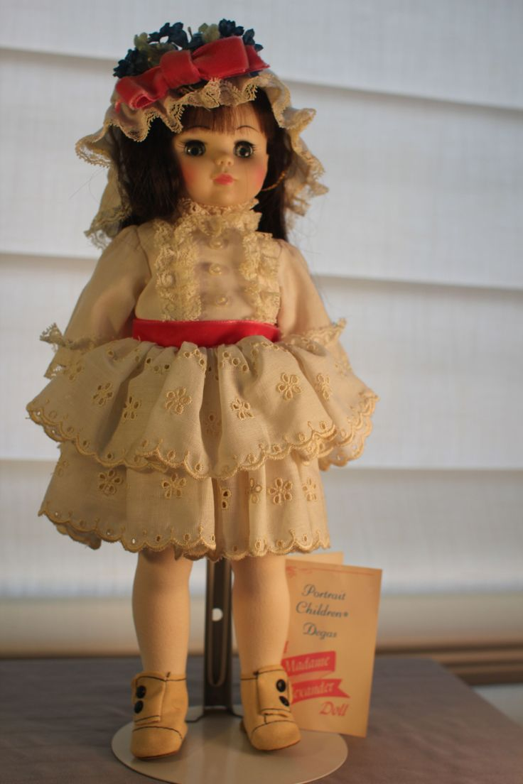 64 best Madame Alexander Dolls images on Pinterest ...