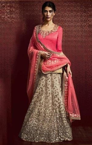 Buy Designer Wedding Look Book Vol-2 Lehenga