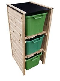 JESENT | Sustainable Timber Products | Recycling Box Store | Storage Chest | Compost Bin| Log Store | Recycling Bin | Boot cleaner | Bespoke...